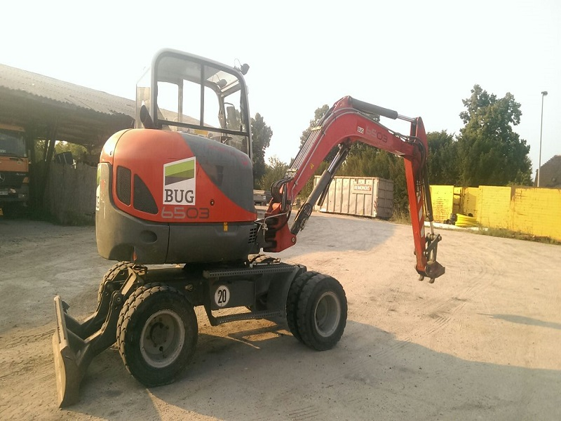 Mobilbagger 6503 Wd